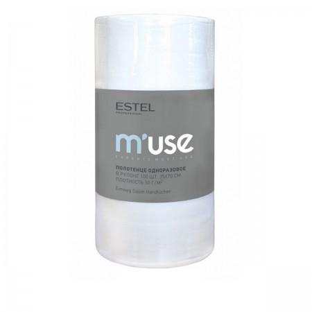 Полотенце Estel одноразовое (35*70) рулон 100 шт