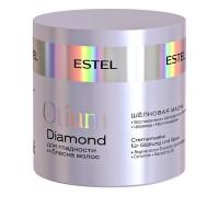 Маска шелковая Estel Otium Diamond для гладкости и блеска, 300 мл