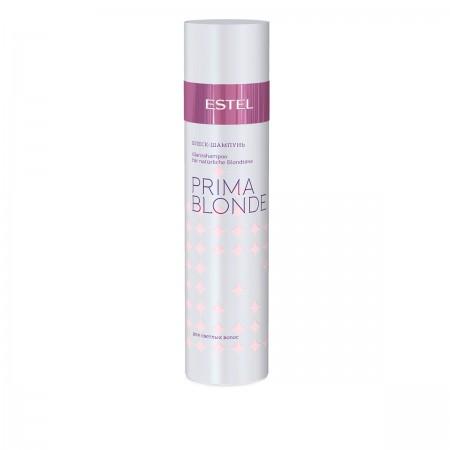 Шампунь-блеск Estel Prima Blonde для светлых волос 10 мл (пробник)