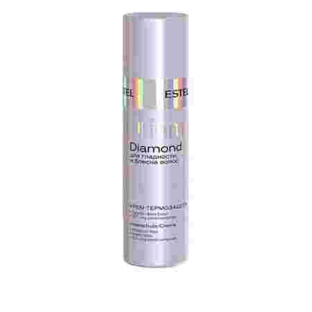 Крем-термозащита Estel Otium Diamond для гладкости и блеска волос 100 мл