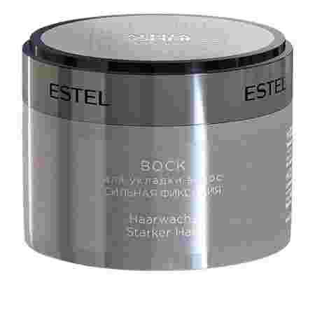 Воск для укладки волос сильная фиксация Estel HOMME PRO 200 мл