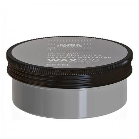 Воск для укладки волос сильная фиксация Estel HOMME PRO 65 мл