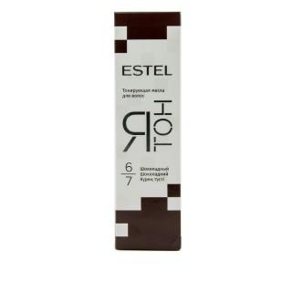 Маска тонирующая для волос Estel ЯТон 60 мл (6-7)