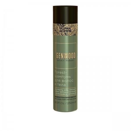 Шампунь для волос и тела Estel GENWOOD 250 мл
