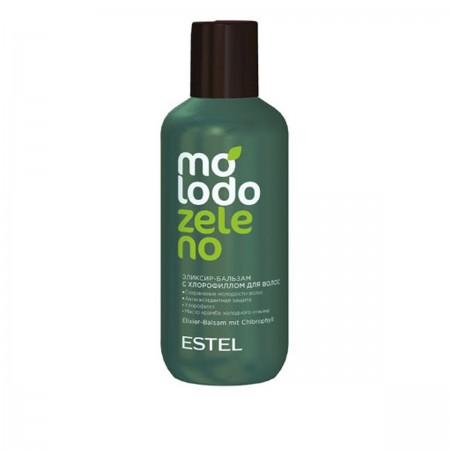 Бальзам-элексир ESTEL для волос с хлорофилом MOLODO ZELENO 200 мл