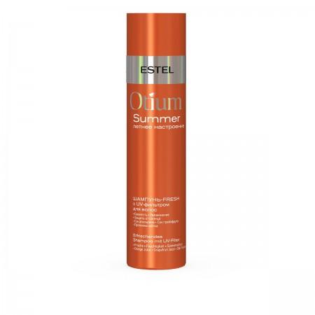 Шампунь-fresh Otium Summer ESTEL с UV-фильтром для  волос 250 мл