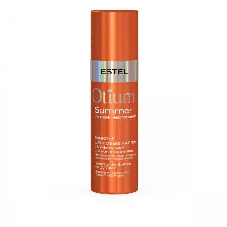 """Эликсир ESTEL """"Шелковые капли"""" Otium Summer с UV-фильтром для кончиков волос 100 мл"""