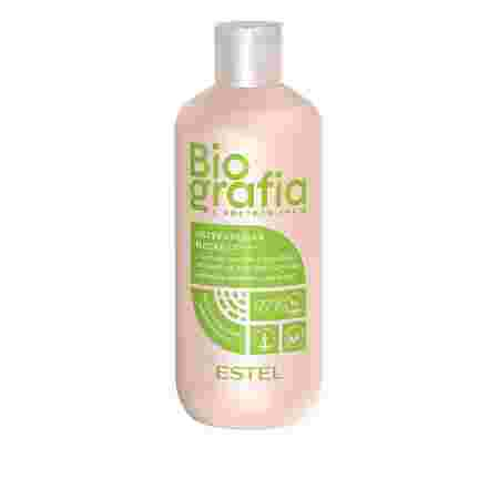 Маска для волос натуральная ESTEL BIOGRAFIA комплексное восстановление 300 мл