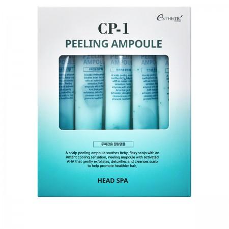 Сыворотка-пилинг для кожи головы Esthetic House CP-1 Peeling Ampoule 5*20 мл