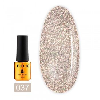 Гель-лак Fox gold Pigment 6 мл (037)
