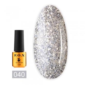 Гель-лак Fox Gold Pigment 6 мл (040)