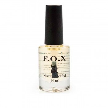 Масло для кутикулы Fox Cuticle Oil, 14 мл