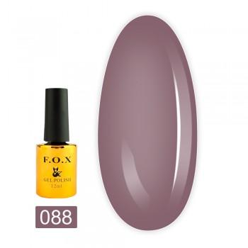 Гель-лак Fox gold Pigment 12 мл (088)