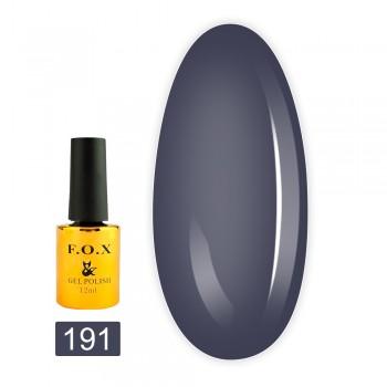 Гель-лак Fox gold Pigment 12 мл (191)