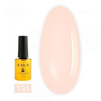 Гель-лак Fox gold Pigment 12 мл (193)