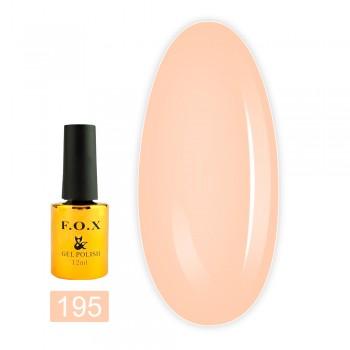 Гель-лак Fox gold Pigment 12 мл (195)