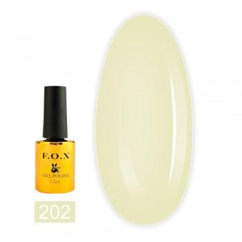 Гель-лак Fox gold Pigment 12 мл (202)