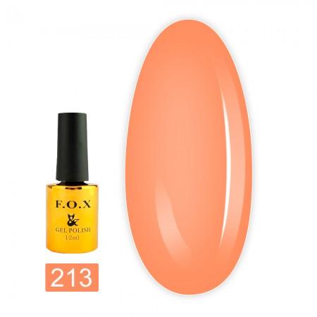 Гель-лак Fox gold Pigment 12 мл (213)