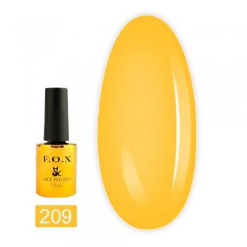 Гель-лак Fox gold Pigment 12 мл (209)