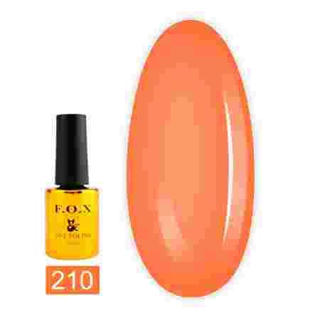 Гель-лак Fox gold Pigment 12 мл (210)