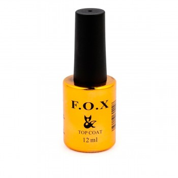 Топ для гель-лака Fox Top Rubber, 12 мл