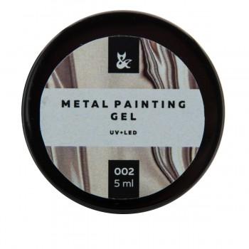 Гель FOX Metal painting 5 мл (002)