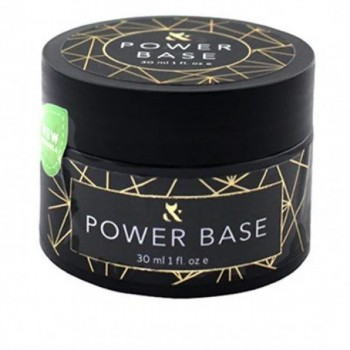 База для гель-лака FOX Base Power (банка) 30 мл
