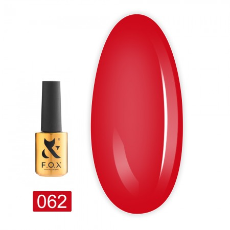 Гель-лак Fox gold Pigment 7 мл (062)