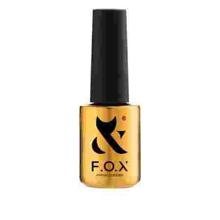 Топ для гель-лака без липкого слоя FOX Top NO Wipe 7 мл