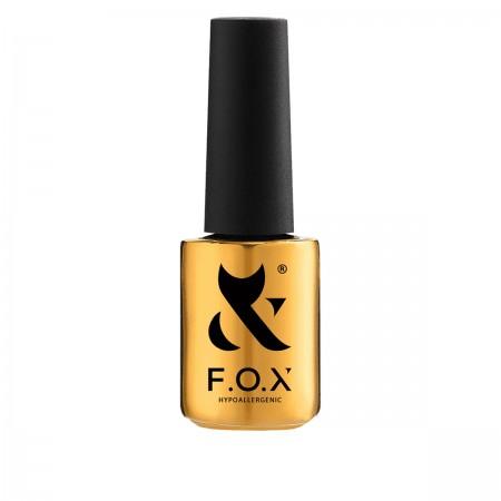 Топ для гель-лака FOX Top Rubber 7 мл