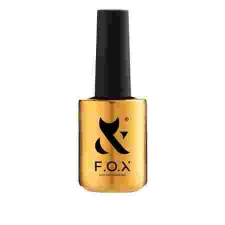 Топ для гель-лака без липкого слоя FOX Top NO Wipe 14 мл