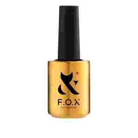 Топ для гель-лака FOX Top Rubber 14 мл