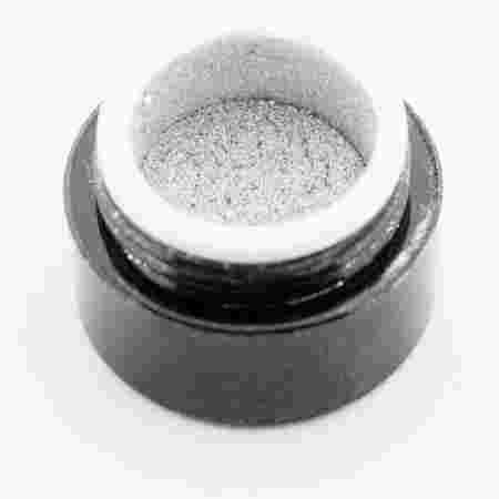 Пыль French зеркальная 4 г (06 серебро)