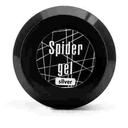 Гель Паутинка SPIDER GEL 5 мл (9303 DB серебро)