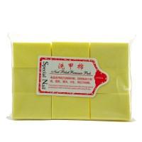 Салфетки безворсовые 64 см 1000 шт (Желтая)