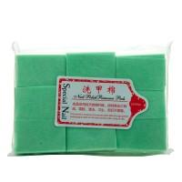 Салфетки безворсовые 6х4 см (Зеленый)