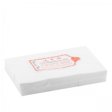 Салфетки безворсовые 6х4 см (Белая плотная)
