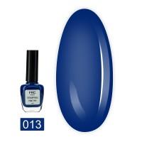 Лак-краска для стемпинга FRC 8 мл (013 Синяя)