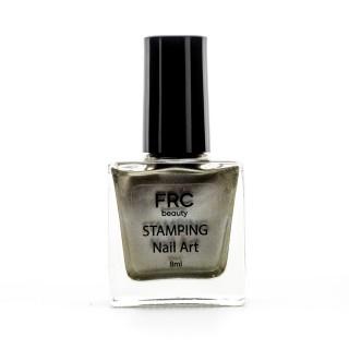 Лак-краска для стемпинга FRC 8 мл (005 Светлое золото)