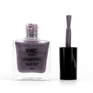 Лак-краска для стемпинга НЕОН FRC 8 мл (005 Фиолетовая)