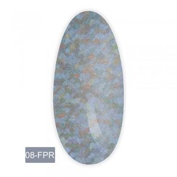 Фольга для литья FRC 1 м (06-FPR Прозрачный голографик точки)