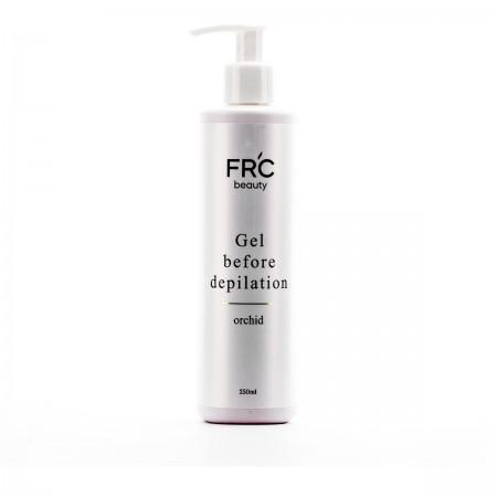 Гель до депиляции FRC Beauty 250 мл (Орхидея)