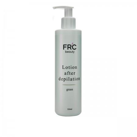 Лосьон после депиляции FRC Beauty 250 мл (Grass)