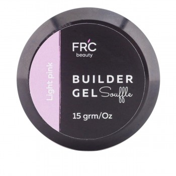 Гель builder Soufle FRC 15 мл (02 Ligt pink)