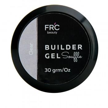 Гель builder Soufle FRC 15 мл (01 Прозрачный)