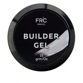 Гель builder самовыравнивающийся FRC 15 мл (004 Clear)