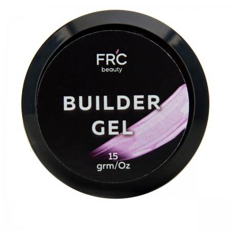 Гель builder самовирівнюючий FRC 15 мл (005 Baby pink)