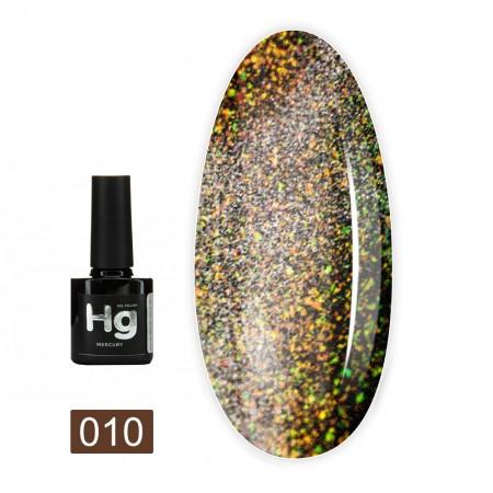 Гель-лак MERCURY Hg FRC Beauty 8 мл (010)