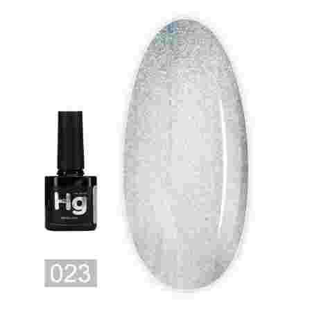 Гель-лак MERCURY Hg FRC Beauty 8 мл (023)
