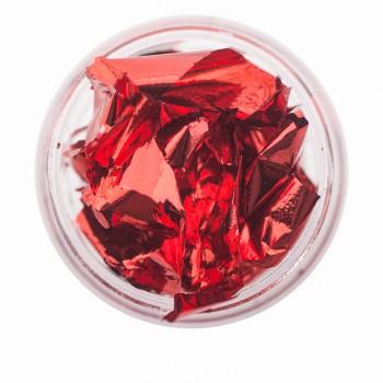 Фольга сусальное золото FRC Beauty (Красная)